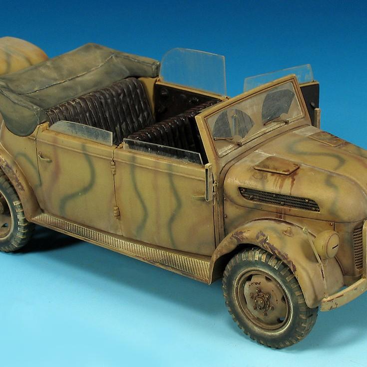Steyr «Kommandeurwagen»