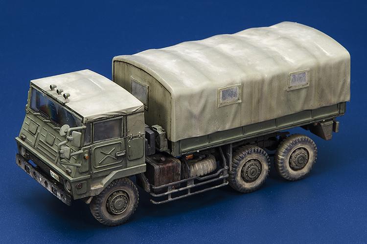 JGSDF Type 73 Truck