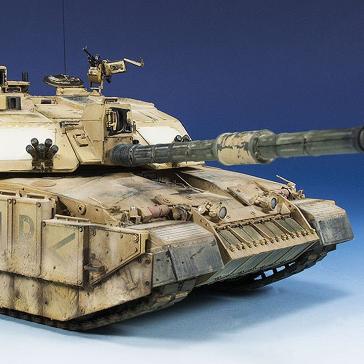 Challenger 2, British MBT