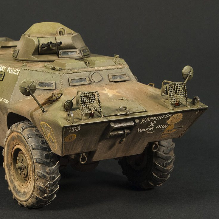 M706 Commando Armoured Car