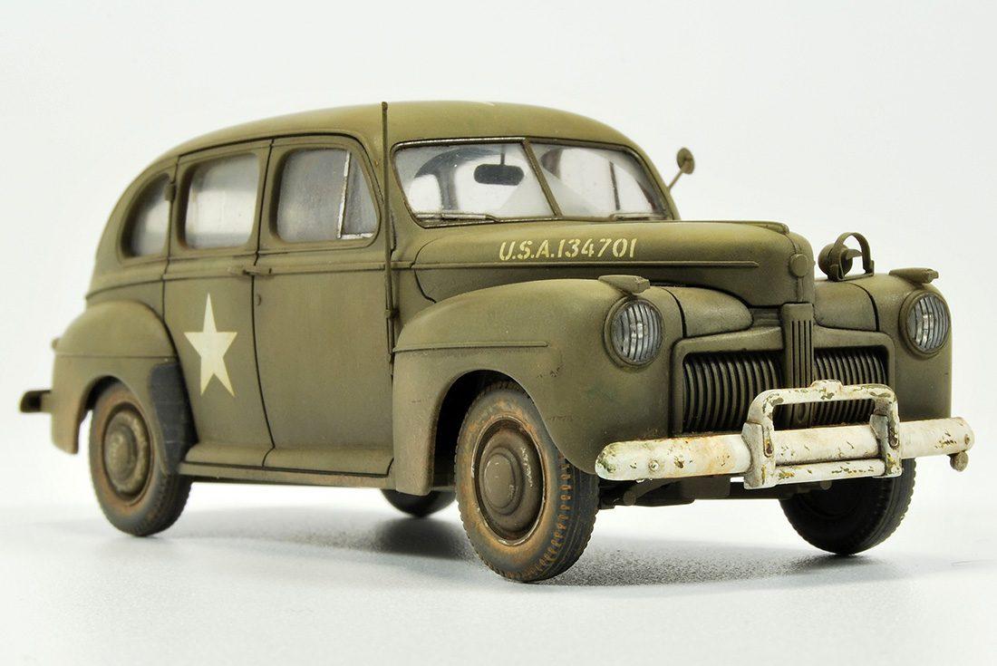Ford Staff Car