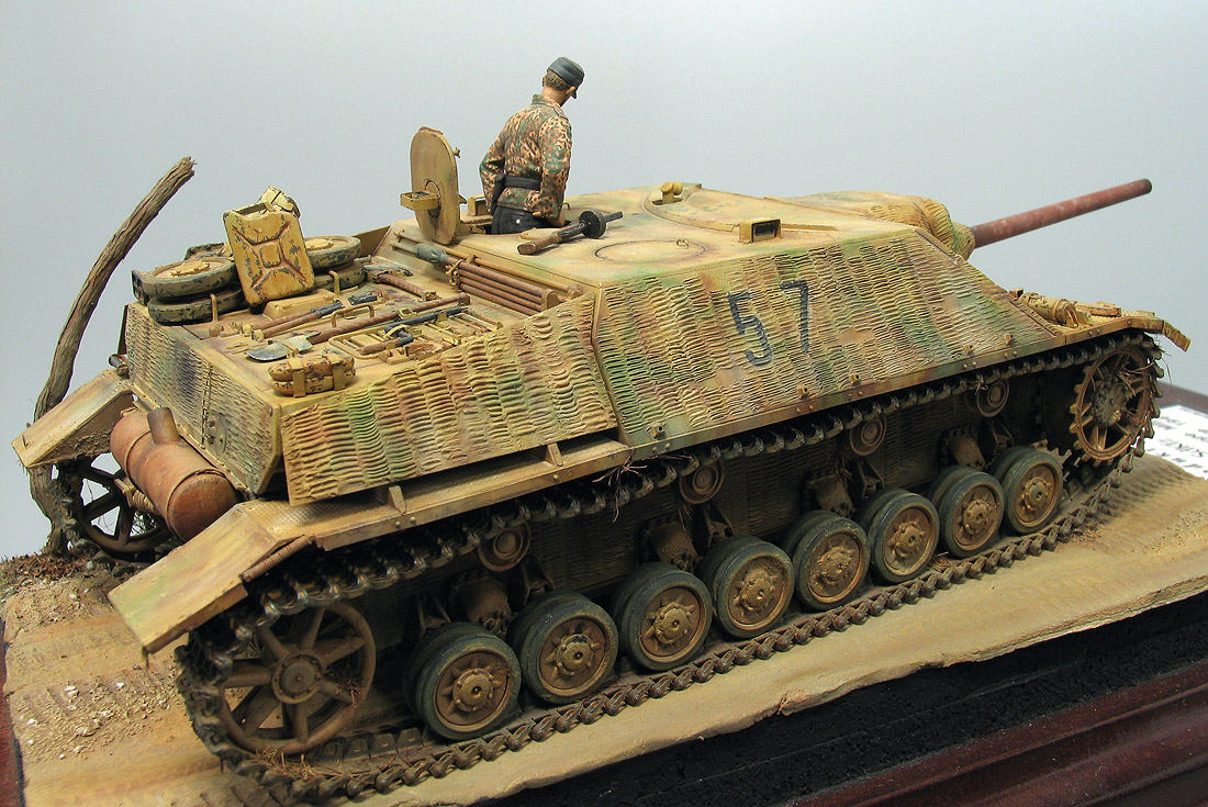 Jagdpanzer IV L48 Frhe Produktion Joaqun Garca