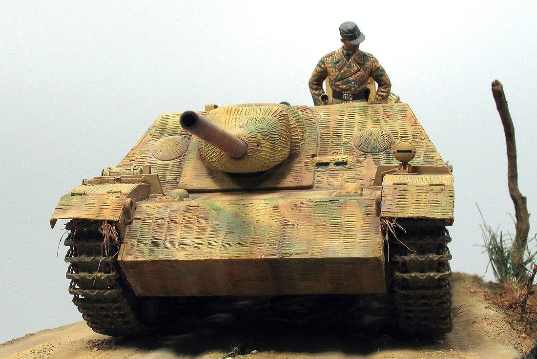 Jagdpanzer IV L/48, Frühe Produktion