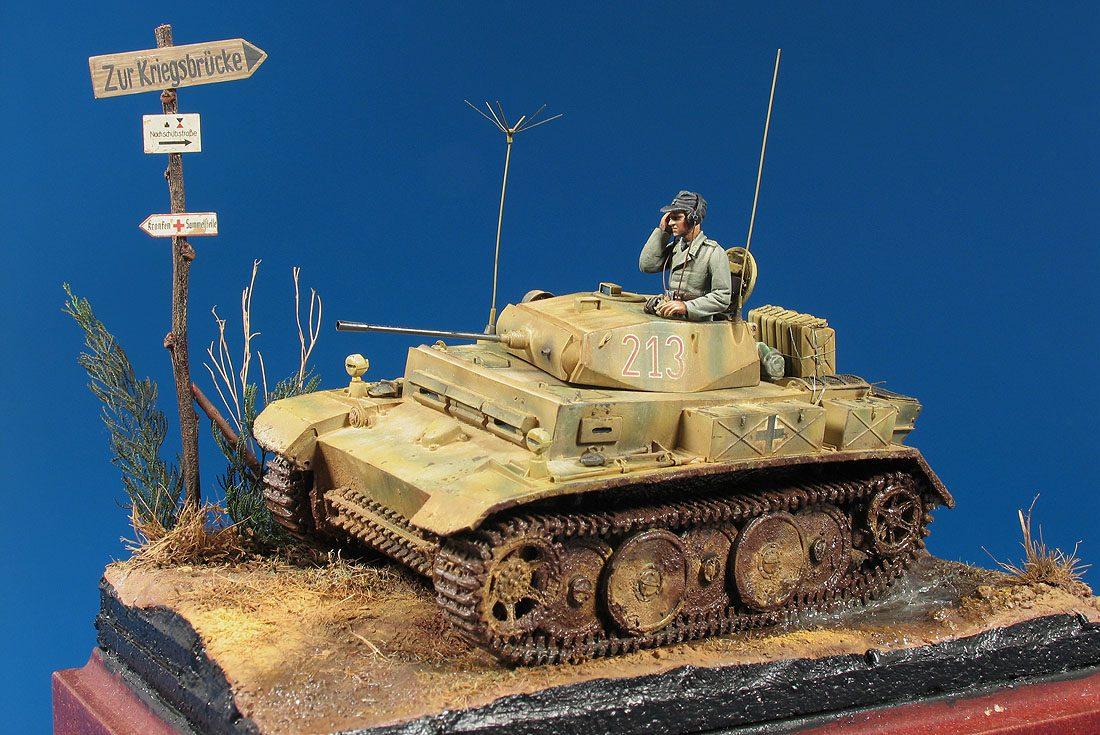 "Pz.Kpfw.II Ausf.L ""Luchs"""