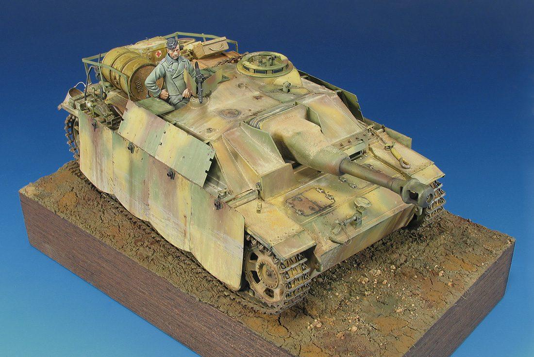 """10.5 Cm Sturmhaubitze 42 Ausf.G, """"Abschließende Produktion"""""""