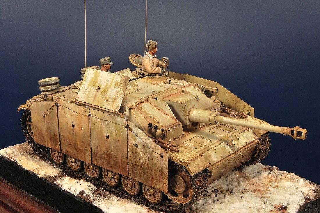 Sturmgeschütz III Ausf. G, Frühe Produktion