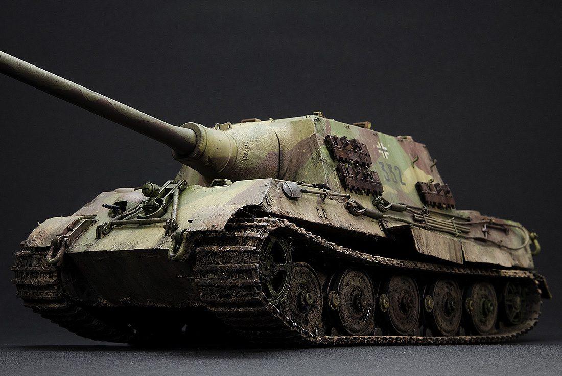 "Panzerjäger ""Jagdtiger"" Sd.Kfz.186 Frühe Produktion"