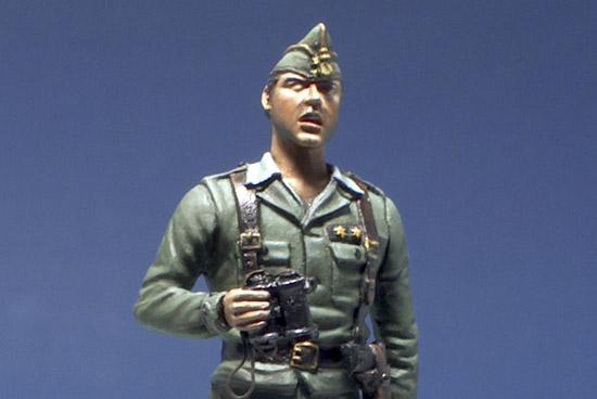 Carrista Legionario 1939