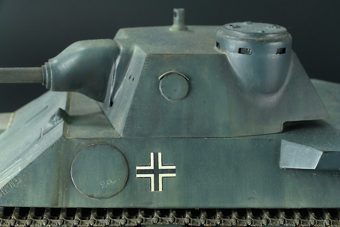 Panzerkampfwagen V Panther Prototype