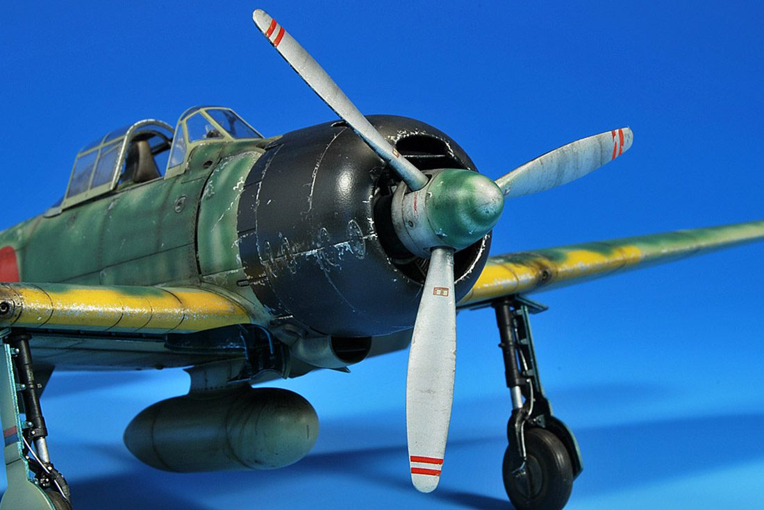Mitsubishi A6M3/3a Zero
