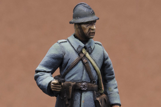 WWI French Officer