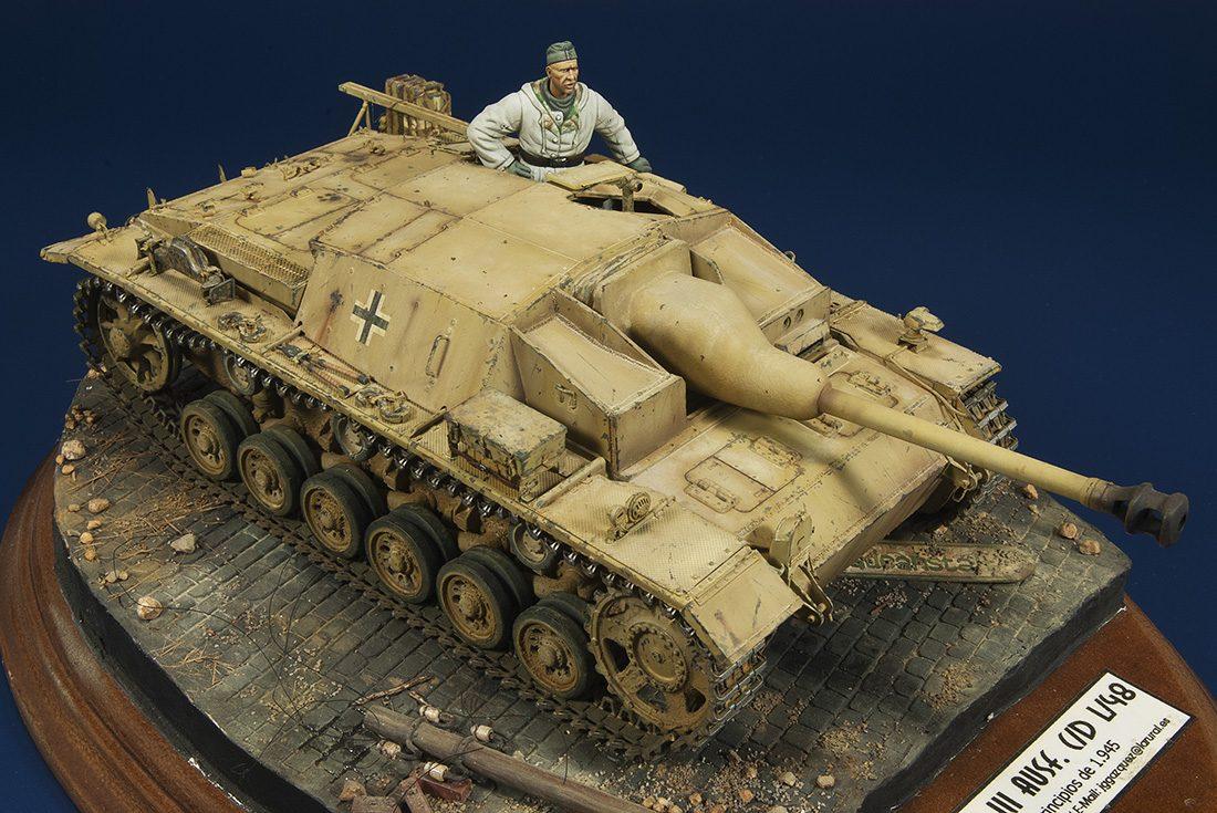 Sturmgeschütz III Ausf. C/D L/48