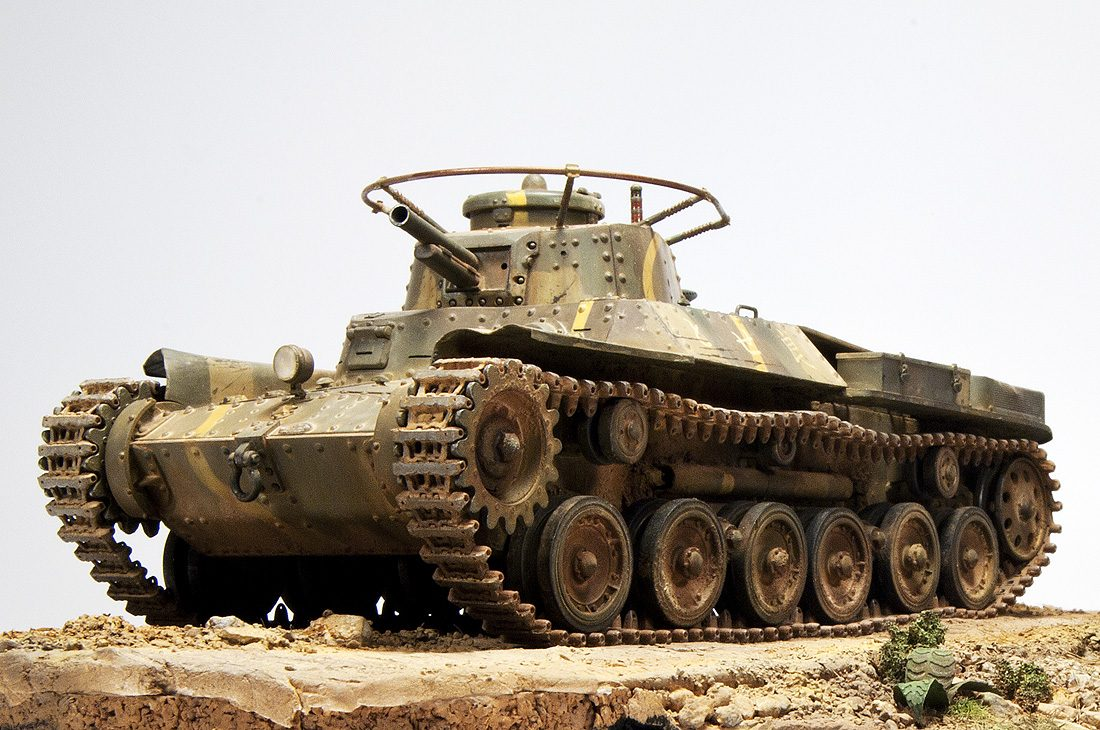 Type 97 «Chi-Ha»