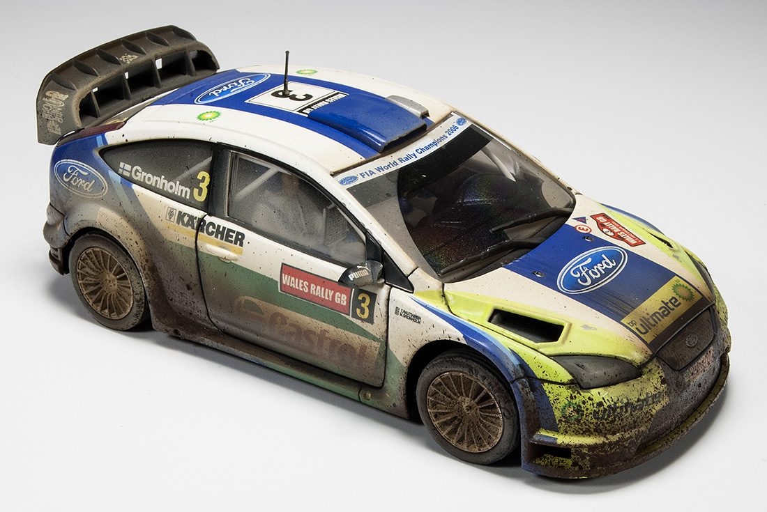 Ford Focus RS WRC 07