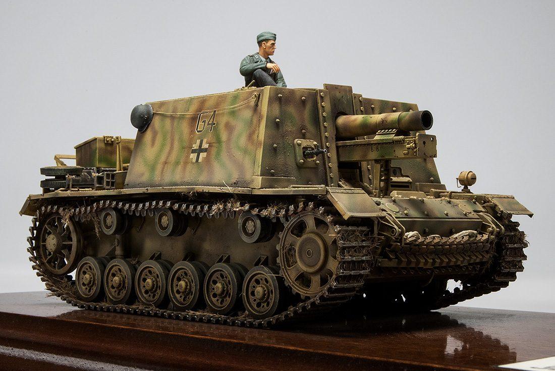 Sturm-Infanteriegeschutz 33