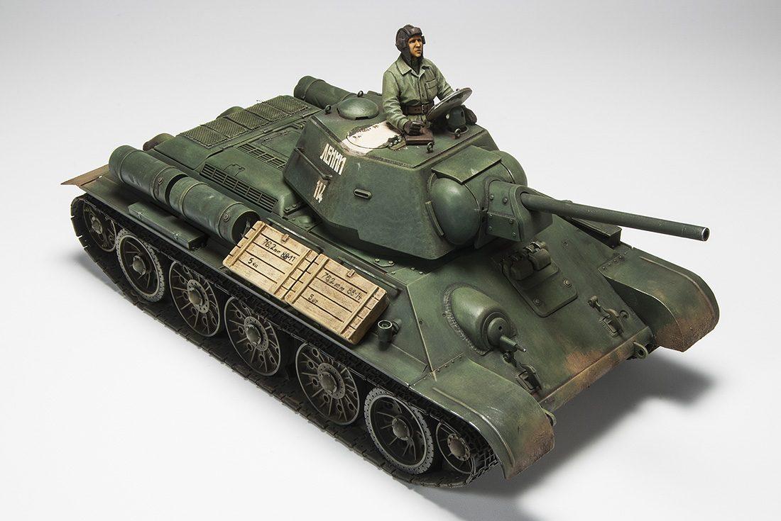 T-34/76 1943 Production Model