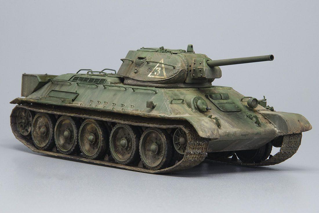T-34/76 Model 1941