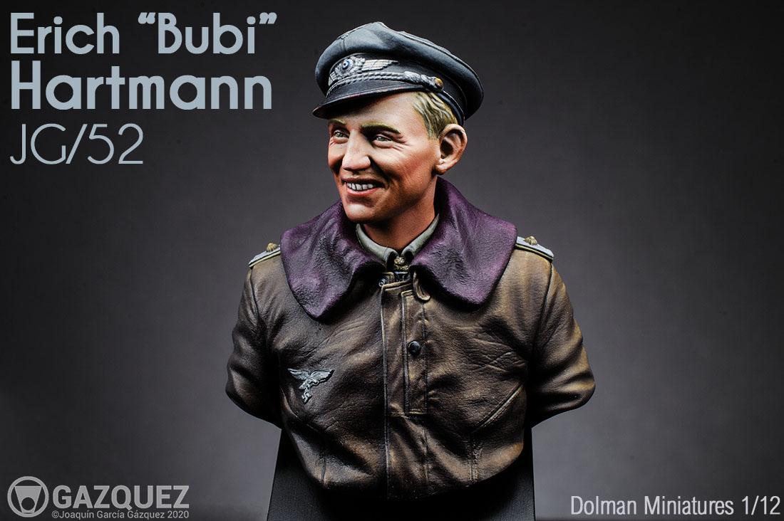 Erich «Bubby» Hartmann, JG/52