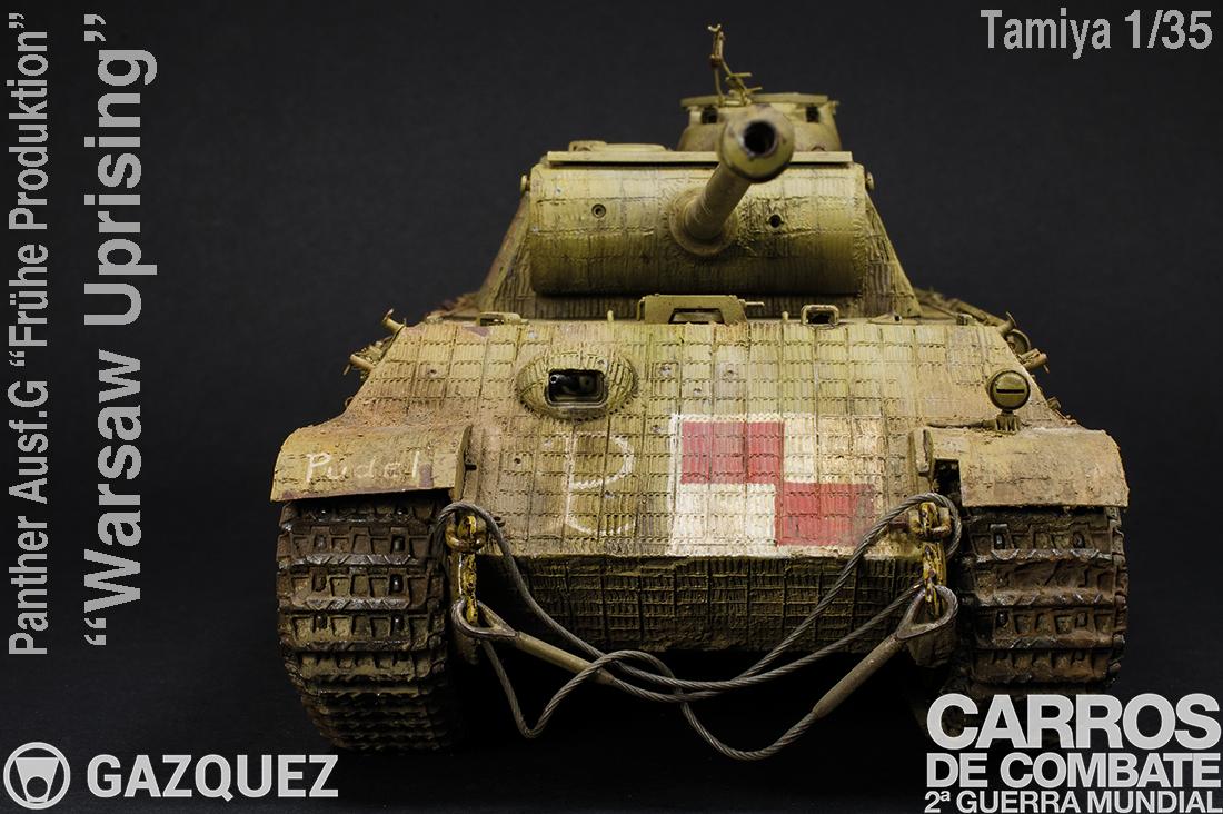 "Panther Ausf.G ""Fruhe Produktion"""