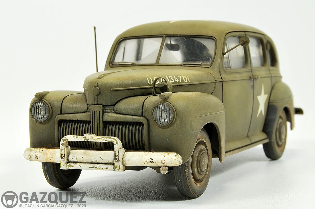 Ford Staff Car «Memories»