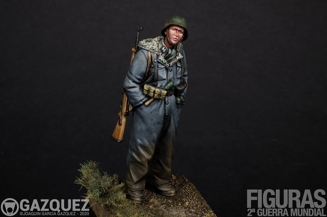 W-SS Pz.Grenadier, winter 1944/45