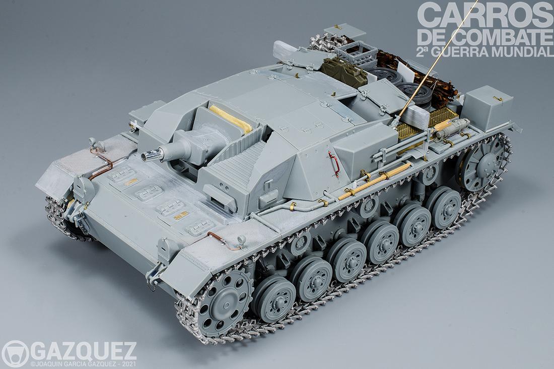Stug III Ausf. A; Dragon 1/35 Ready to Paint
