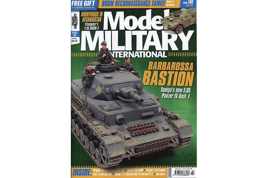 Model Military International, Nº 180