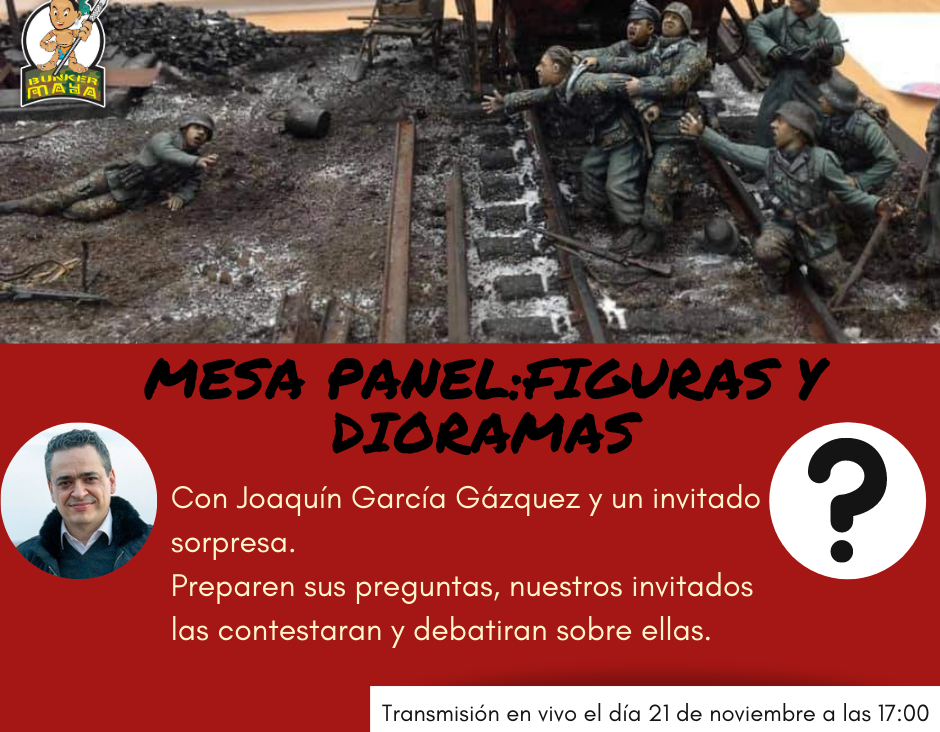 Mesa Panel en Búnker Maya, próximo 21-11-2020