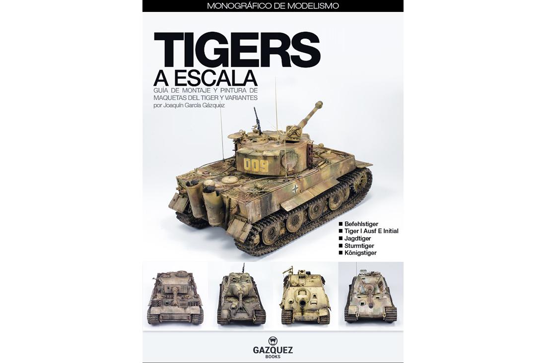 Libro en Preparación: Tigers a Escala