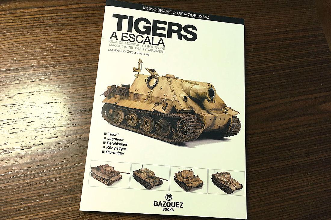 YA A LA VENTA: TIGERS A ESCALA